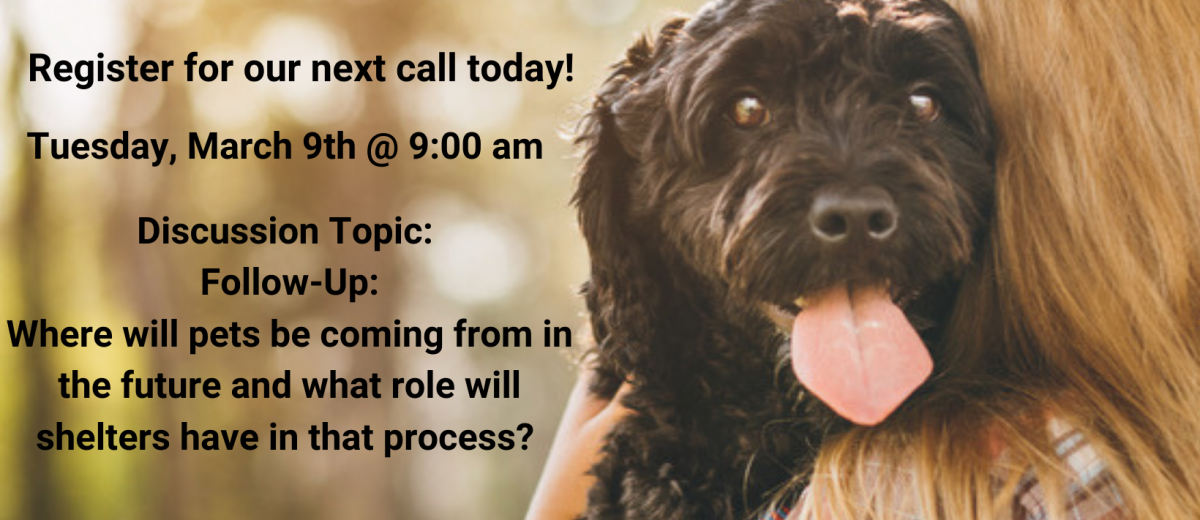 New England Animal Welfare Regional Calls